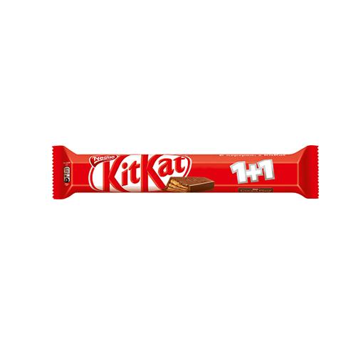 Шоколадний батончик КIТ-КАТ Чанкi 1+1 64г