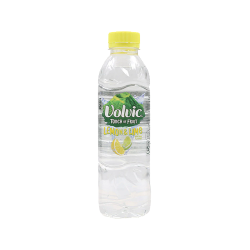 Мін. вода Volvic Лимон-Лайм негазована 0,5л