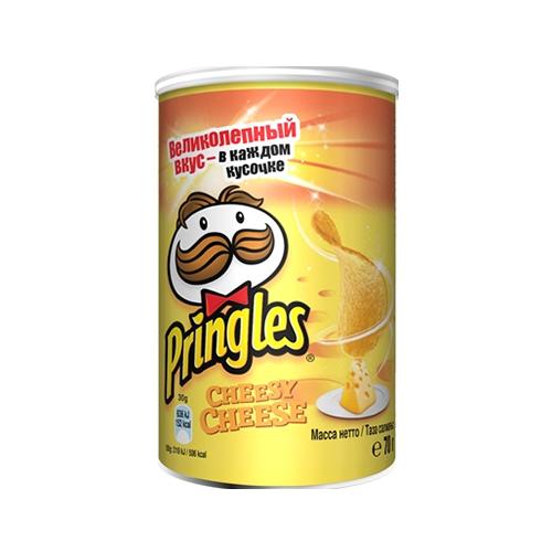 Чiпси Pringles Сир 70г