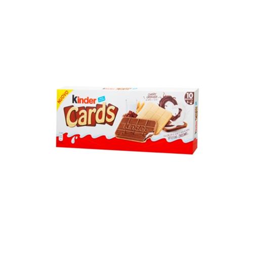 Печиво KINDER Cards 128г