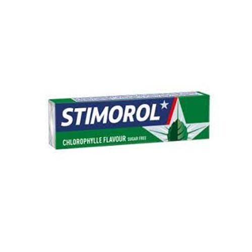 Жувальна гумка Stimorol Spearmint без цукру 14г