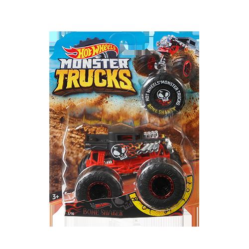 Базова машинка позашляховик Monster Trucks
