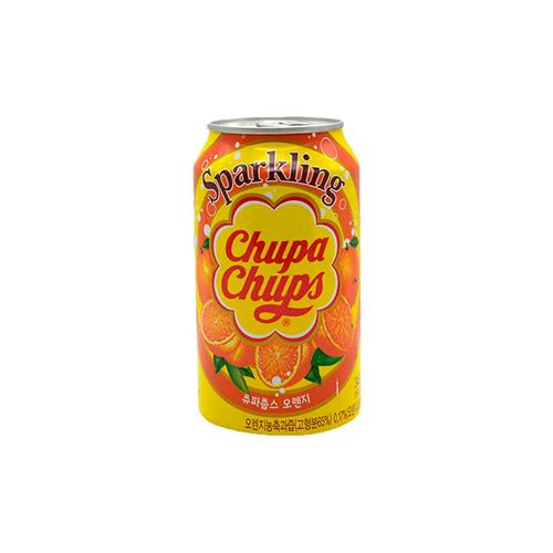 Напій газований Chupa Chups апельсин 0,345л