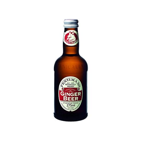 Напій газований Fentimans Ginger Beer 0,275л