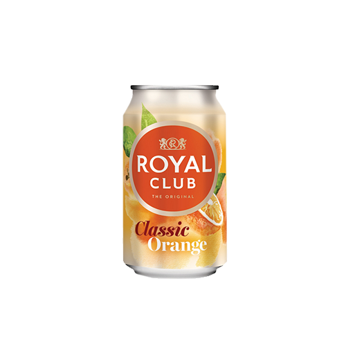 Напій Royal Club Classic Orange 0,33л