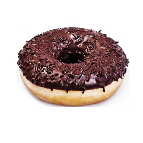 Донат шоколадний, (55г)