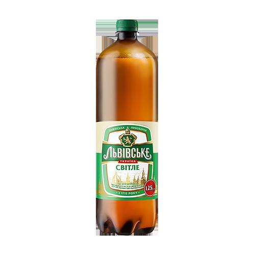 Пиво Львівське 1715 1,15л