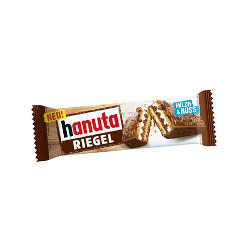 Вафлі Hanuta Riegel 34,5г