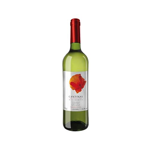 Вино Cantinas del Campo біле сухе 0,75л