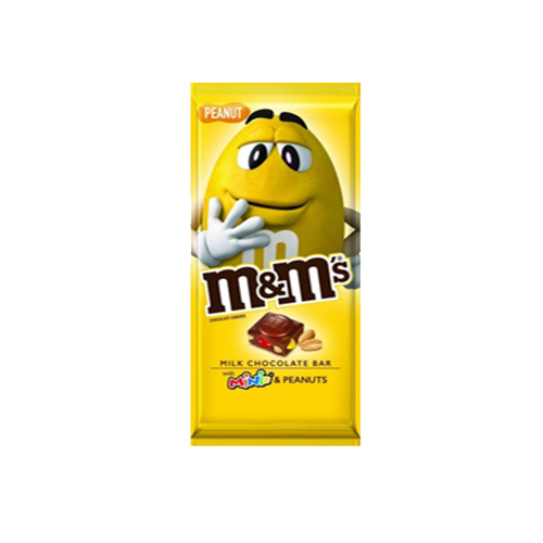 Шоколад M&M`s Peanut 165г