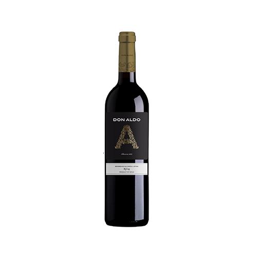Вино Don Aldo Reserva Valdepen червоне сухе 0,75л