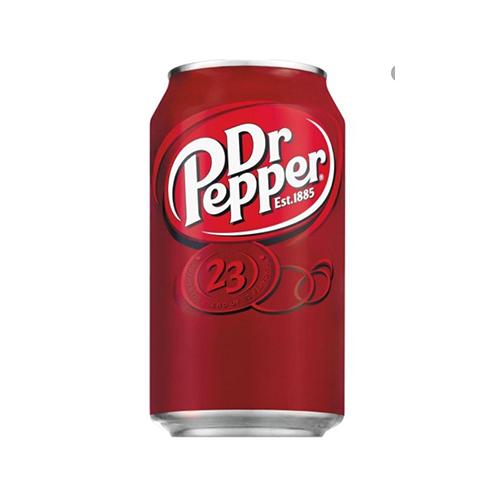 Безалкогольний напій Dr. Pepper 0,33л