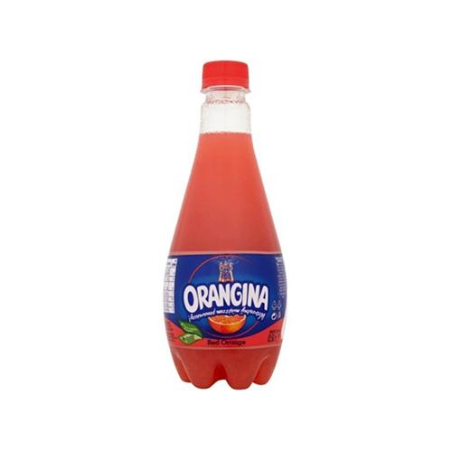 Б/а напій Orangina з соком червоного апельсина 0,5л