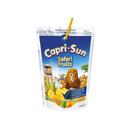 Сік Capri Sun Сафарі 0,2л