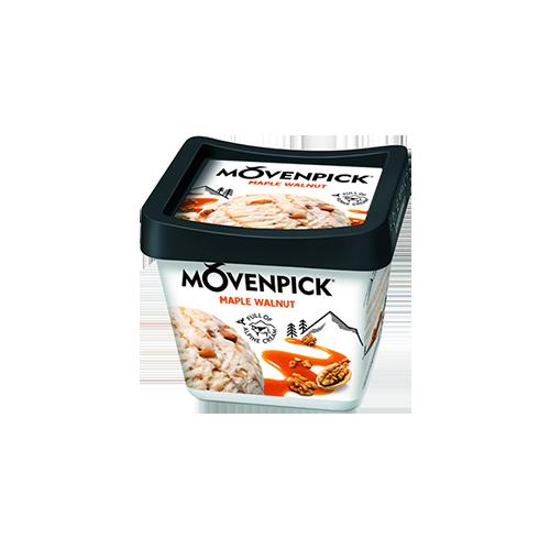 Морозиво Mоvenpick з кленовим сиропом та волоським горіхом 57г