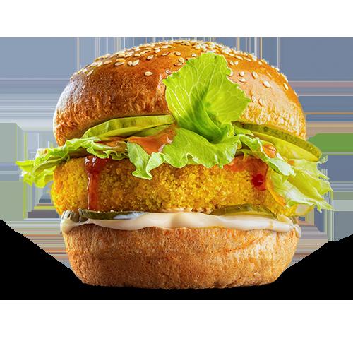 Фермерський бургер курячий