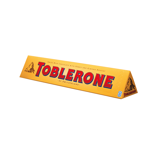 Шоколад Toblerone Milk 100г