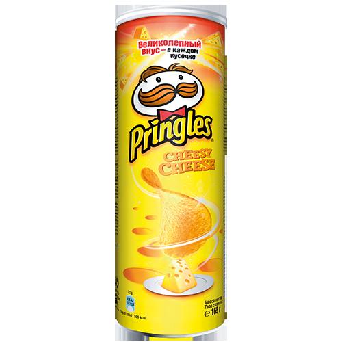Чiпси Pringles Сир 165г