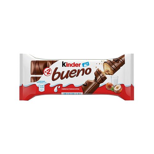 Шоколадний батончик Kinder Буено 43г