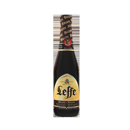 Пиво Leffe Brune 0,33л