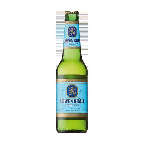 Пиво Lowenbrau 0,33л