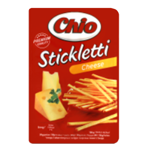 Соломка Stickletti зi смаком сиру 80г
