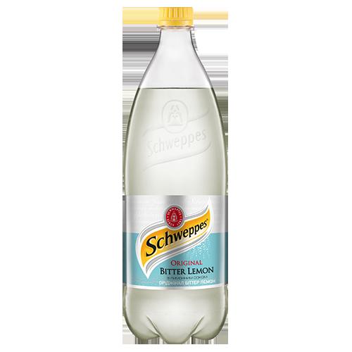 Напій Швепс Лимон 1л