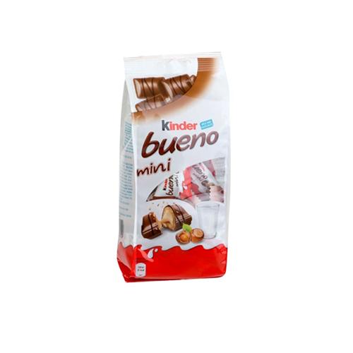 Шоколадний батончик Kinder Буено міні 108г