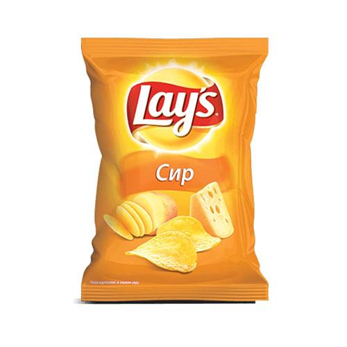 Чіпси Lays Сир 133г