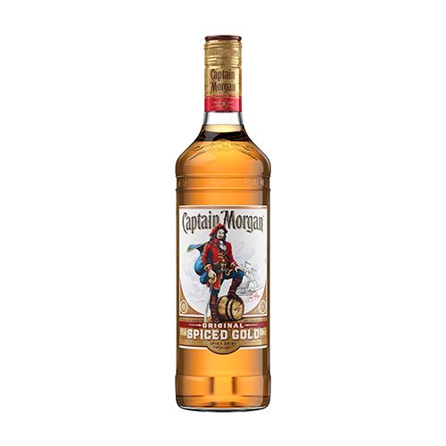 Ром Captain Morgan Spiced Gold 0,7л