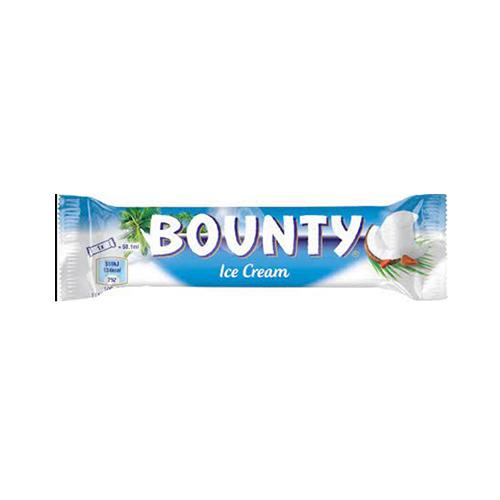 Морозиво Bounty батончик 39г
