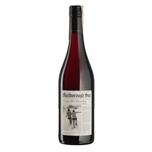 Вино Пiно Нуар Мальборо Сан сухе червоне 0,75л