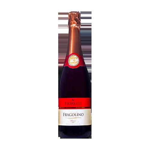 Напій на осн.вина Fragolino Rosso 0,75л